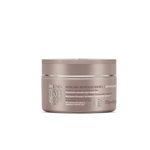 Máscara Amend Blonde Care Luxe Creations 250g