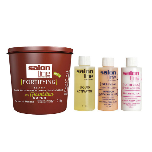 Relaxante Fortifying Guanidina Super Salon Line
