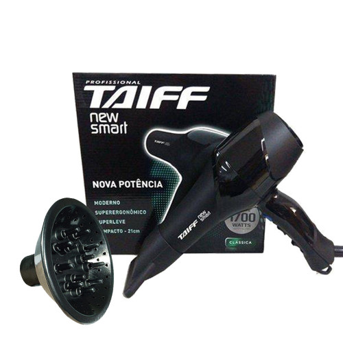 Taiff New Smart Secador 1700w 127v + Difusor