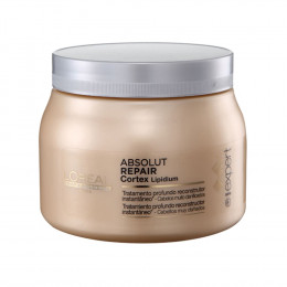 Máscara Absolut Repair Cortex Lipidium Loréal Professionnel 500g