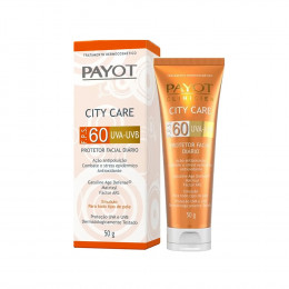 City Care Protetor Solar Fps 60 Payot 50G