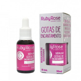 Sérum Facial Gotas De Encantamento Ruby Rose Hb-310