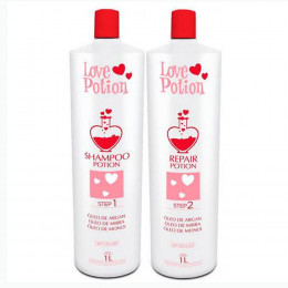 Love Potion Kit Escova Progressiva 2x1000ml