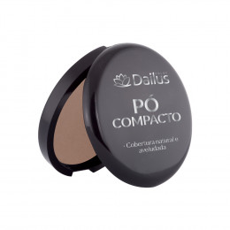 Pó Compacto Color 18 Creme Dailus