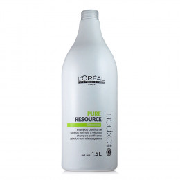 Shampoo Pure Resource Citramine Loréal Professionnel 1,5L