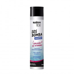 Shampoo SOS Bomba Salon Line 300ml