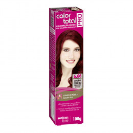 Coloração Creme Color Total Pro Salon Line