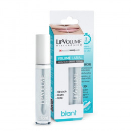 Gloss Lip Volume Hialuronico Incolor Blant