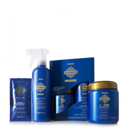Kit Definitive Liss Gold Black 450 Amend