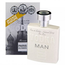Perfume Paris Elysees Vodka Man 100 ML